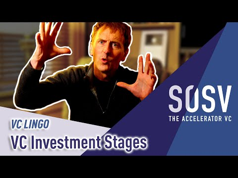 VC Lingo: What are the investment stages in venture capital?