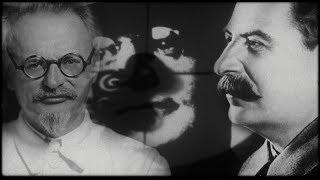 РУССКИЕ ЕВРЕИ. Фрагмент второго фильма. Убийство Троцкого