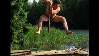 Приколы на рыбалке! Обхохочешься - Смотреть всем!!!(, 2015-04-03T12:48:48.000Z)