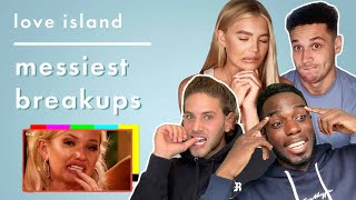Molly, Callum, Marcel and Eyal React To Love Island's Messiest Breakups | Cosmopolitan UK