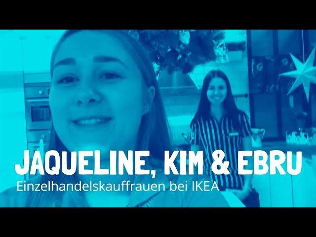 Jaqueline, Kim und Ebru