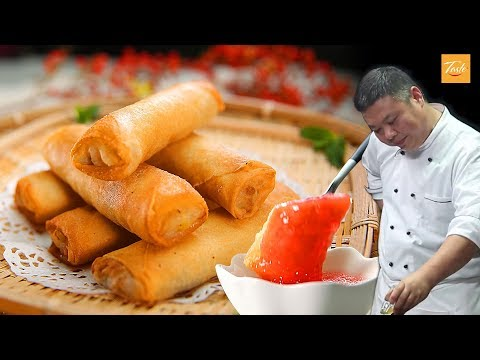 Top 5 Delicious Appetizers For Your Next Party by Master chef