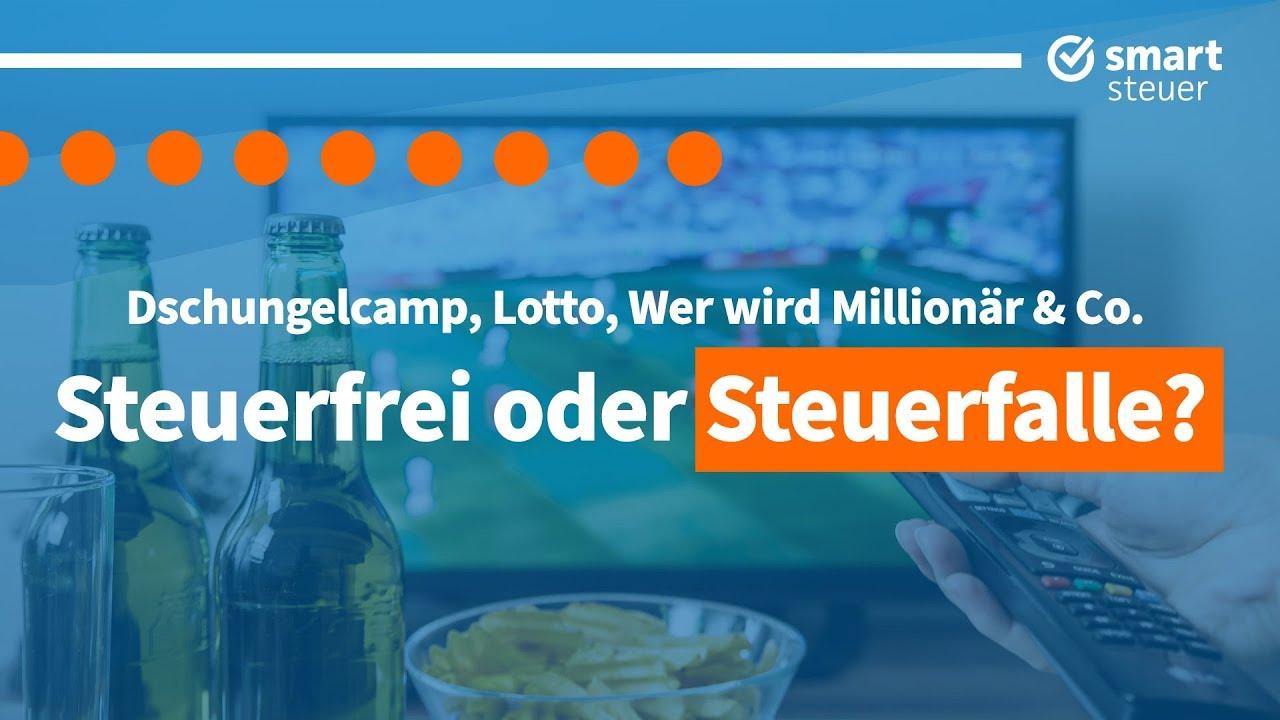 Lotto Steuerfrei