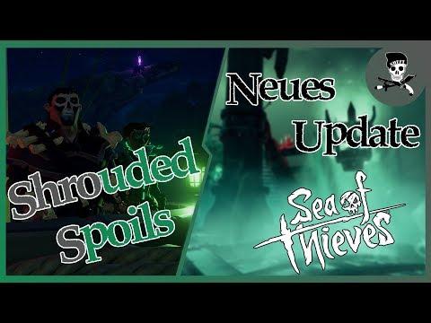 Sea of Thieves NEWS: SHROUDED SPOILS das NEUE Update! / Komplett neue Anpassungen  / Nebel!