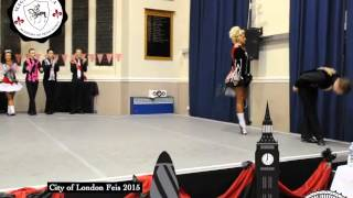 City of London Feis 2015 Parade of Champions