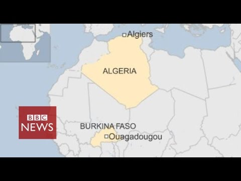 Algerian jet missing on Sahara route - BBC News