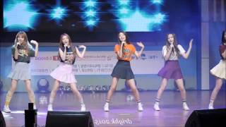 Red Velvet - Happiness mirrored dance (fancam)