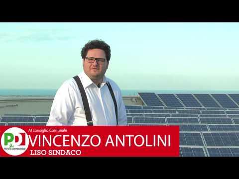 Vincenzo Antolini spot elettorale.mpg