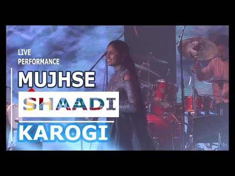 Mujhse Shaadi Karogi by Nahid Afrin and Rakesh Riyan New Video