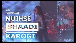 Download Mujhse Shaadi Karogi by Nahid Afrin and Rakesh Riyan New MP3 song and Music Video