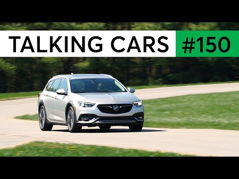 Left Lane Hogs, Buick Regal TourX...Station Wagon?? | Talking Cars with Consumer Reports #150