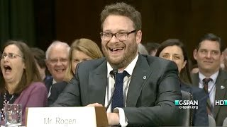Seth Rogen Testifies Before Congress