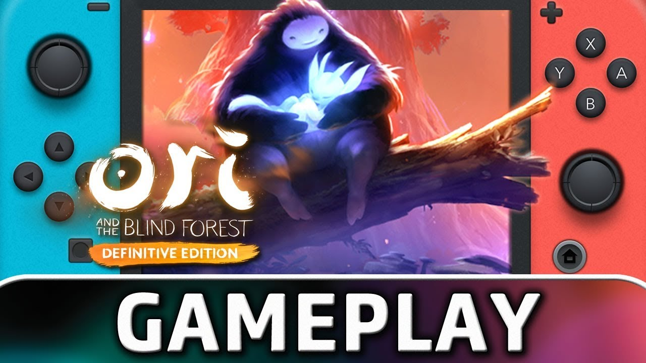 Ori and the Blind Forest: Definitive Edition | First 15 Minutes on Nintendo Switch