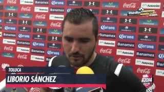 El balón botó mucho: Liborio Sánchez