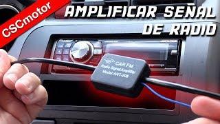 Amplificar señal de radio | Consejos