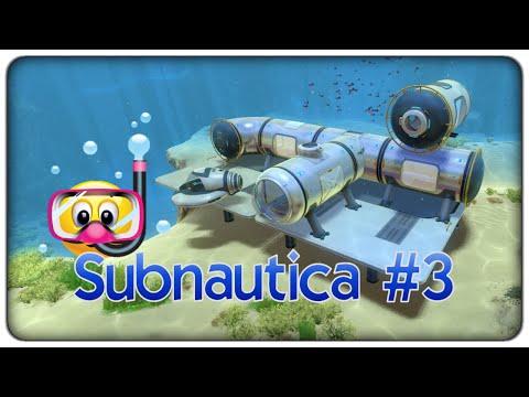 Subnautica | L'eterna lotta fra l'uomo e i bug - ep.03 - survival gameplay [ITA]