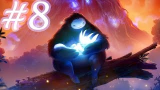 Ori and the Blind Forest #8 - Печать Гумон