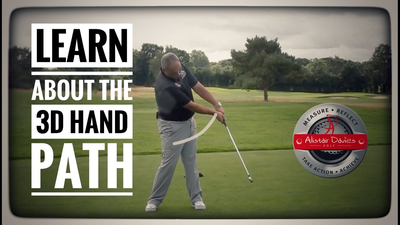 How The Hands Work Through Impact| 3D Hand Path - YouTube