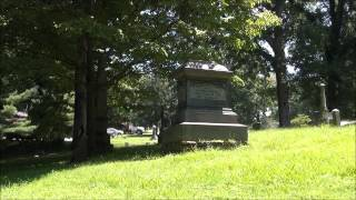Carroll Grave, Riverside Cemetery