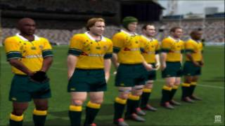 Rugby 2005 PS2 Gameplay HD