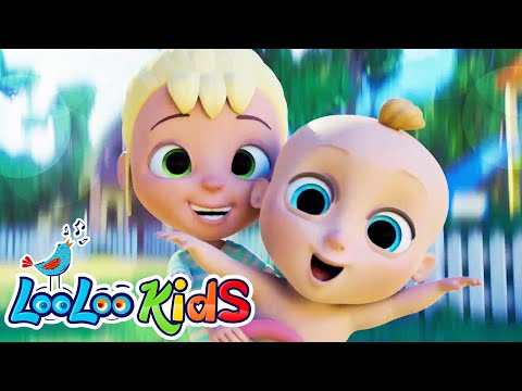 Let's Play Together - LooLoo Kids Nursery Rhymes For Kids