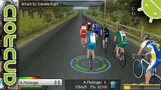 Pro Cycling Manager 2007 | NVIDIA SHIELD Android TV | PPSSPP Emulator [1080p] | Sony PSP