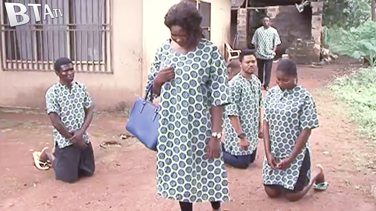 Download CRY OF A WITCH 2 - LATEST NOLLYWOOD BLOCKBUSTER