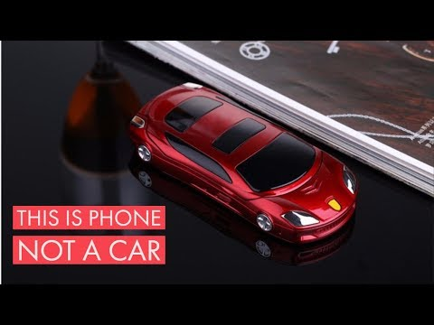NEWMIND F15  Review (Ye Car Nhi Phone Hai) | Car Flip Phone @ Rs 1750
