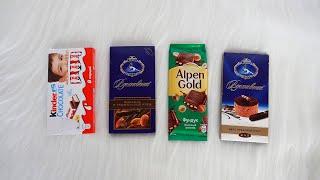 4 идеи: Взяли шоколад и сделали новогодние подарки
