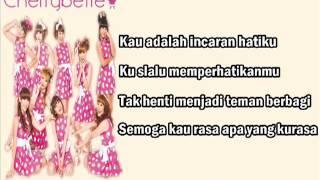 Cherrybelle - Diam Diam Suka (Lyrics Video) - YouTube.3gp
