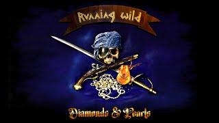 Running Wild - Diamonds & Pearls (Official Lyric Video)