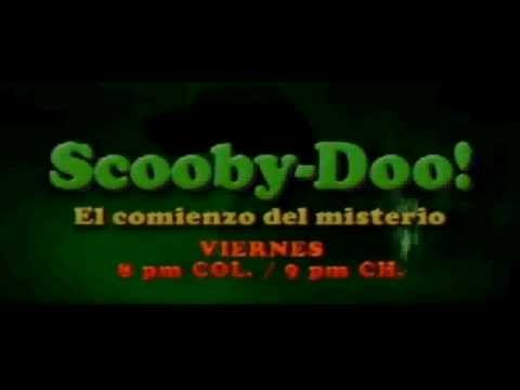 Cartoon Network.LA. Scooby doo el comienzo del misterio promo Videos De Viajes