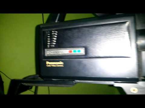 Panasonic omnipro color video camera pk-956