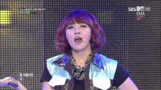 【1080p。Girl's Day - Dont forget me】121109 SBSMTV The Show MUCON 2012