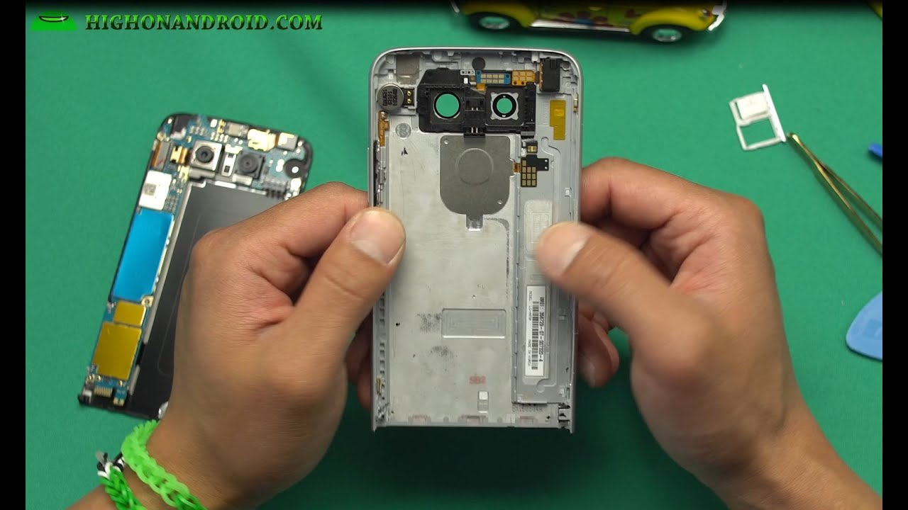 LG G5 screen issues - Android Forums at AndroidCentral com