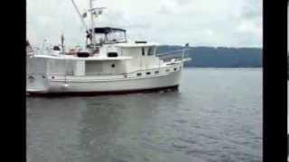 2005 Kadey Krogen 48' North Sea Widebody-Lake Guntersville, Alabama