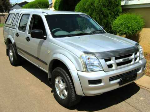2005 ISUZU KB SERIES 250LE D/CAB,ONLY 167000km, Auto For Sale On Auto Trader South Africa