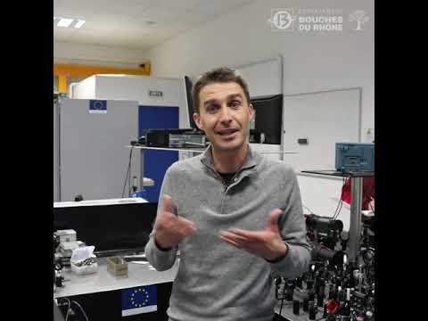 Prix Départemental pour la Recherche / Vainqueur du Prix Jeune Chercheur - David GROJO