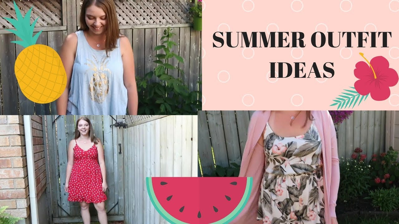 [VIDEO] - Summer Outfit Ideas 2018 8