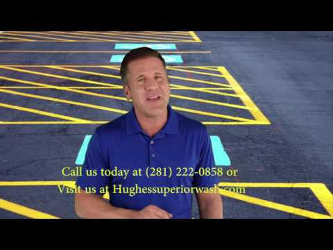 Striping your Parking Lot Affordably in the Houston Texas area