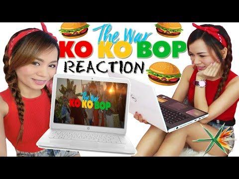 EXO KOKOBOP MV Reaction Video (Fan Girl Noona!!)   With Eng. Subs.