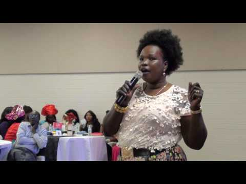 The Yirol Women Association of North America fundraising Event in Calgary Alberta part 15