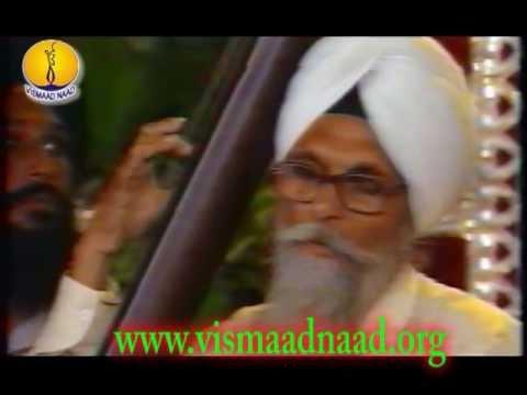 Prof Kartar Singh :  Raag Maru - Adutti Gurmat Sangeet Samellan 1991
