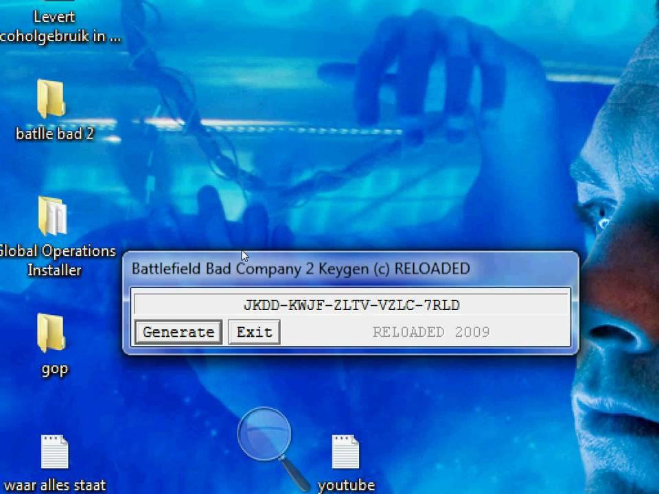 battlefield bad company 2 serial key generator pc