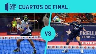 Resumen Cuartos de Final Silingo/Allemandi Vs Garrido/Di Nenno Estrella Damm Valencia Open