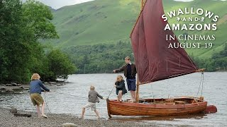 SWALLOWS & AMAZONS – Adventure TV SPOT - Out now on DVD, Blu-ray and Digital | StudiocanalUK