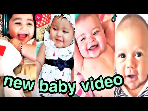 🌕new Baby Funny Video | Musically | Vigovideo | Tiktok | Cute Baby Dute,Whatsapp Status,Viral Video