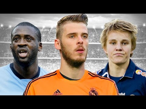 Transfer Talk | David De Gea to Real Madrid for £50m?