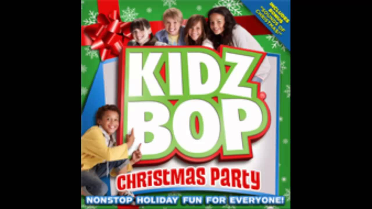 Kidz Bop Kids: All I Want For Christmas Is You [2nd Generation Mix ...