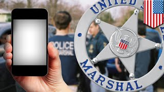 US Marshals are using fake cell towers on planes to spy on everyone